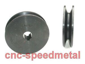 1-rillig-Keilriemenscheibe-SPA150x19-Elektromotor-brueniert