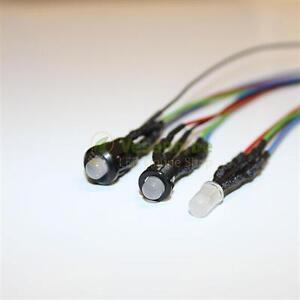 1-verkabelte-LED-5mm-RGB-4-Pin-Anode-Rot-Gruen-Blau-steuerbar-LEDs-verkabelt