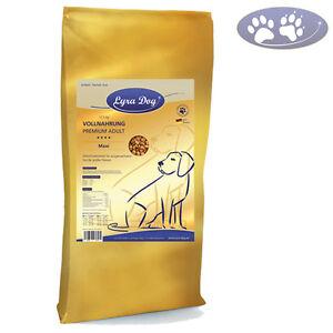 1-x-12-5-kg-Lyra-Dog-Adult-Maxi-Premium-Hundefutter-fuer-grosse-Rassen-1A-Qualitaet