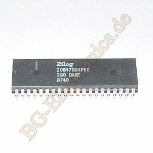 1-x-Z80DART-Dual-Asynchronous-Receiver-Transmitter-Zilog-DIP-40-1pcs