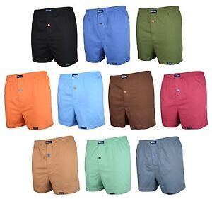 10-Herren-Boxer-Boxershorts-Shorts-Hipster-Pants-Short-Pant-Unterhosen-Slip