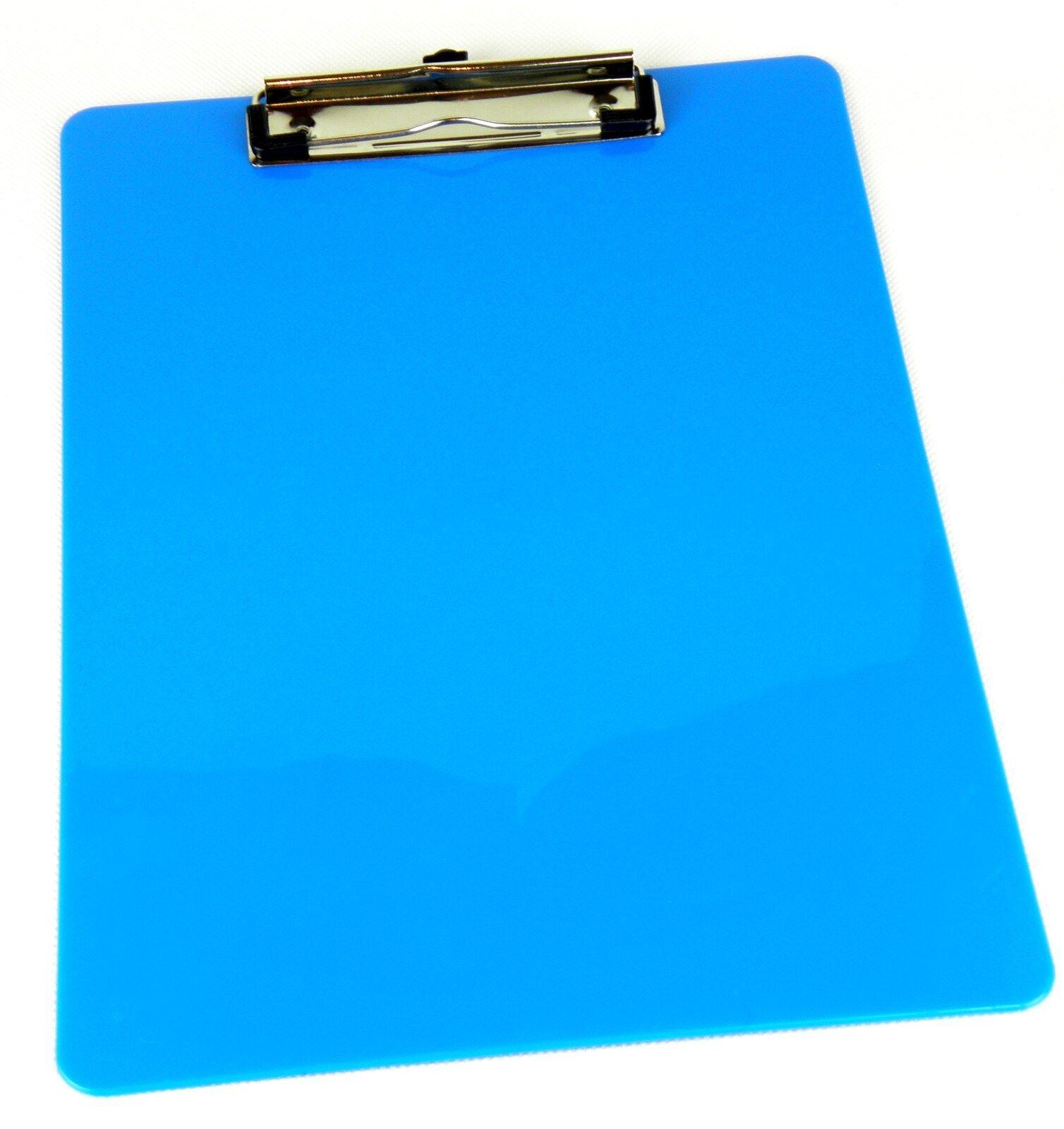 10 Klemmbrett A4 oder A5 Klemm Kunststoff Brett Clipboard ...