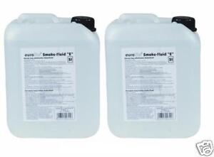 10-Liter-3-90-l-E-EUROLITE-Nebelfluessigkeit-Nebelfluid-E-Nebel-Fluid