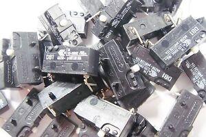 10-Stueck-Endschalter-Schalter-Taster-1xAUS-250V-6A-Cherry-DB1-15S25