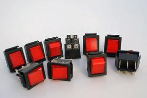 10-Stueck-Wippschalter-Wechsler-Wippenschalter-250V-6-5A-Snap-in-Montage