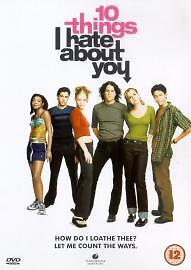 10 Things I Hate About You (DVD, 2001)