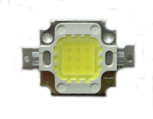 10-Watt-High-Power-LED-Panel-800-900-lm-weiss-kaltweiss-9V-12V-1050mA