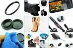 10 in 1 accessories kit: Sony A5100 + 16-50mm OSS