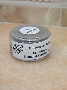 10 micron diamantpaste 20g polierpaste glas metall schmuck polieren hochglanz ebay. Black Bedroom Furniture Sets. Home Design Ideas
