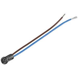 10 x lampenfassung g4 mini sockel 12 25 v 4 a halogenlampe led kabel 5774 ebay. Black Bedroom Furniture Sets. Home Design Ideas
