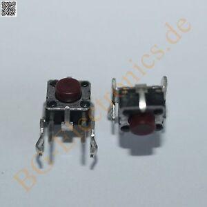 10-x-Micro-Taster-EVQPFC04R-Kurzhub-Mini-Taster-6x6x5mm-vertikal-liegend-10pcs