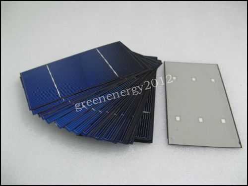 100-3x6 solar cell made in USA-100pcs 3x6 solar cell for solar panel DIY in Business & Industrial, Fuel & Energy, Alternative Fuel & Energy | eBay
