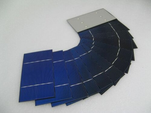 100-3x6 solar cells USA factory made solar cell for solar panel DIY total 180W in Business & Industrial, Fuel & Energy, Alternative Fuel & Energy | eBay