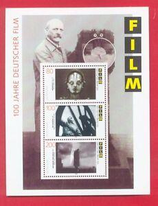 100 Jahre Deutscher Film Bock 80+100+200 PF 1995 Postfrisch - <span itemprop='availableAtOrFrom'>Künzell, Deutschland</span> - 100 Jahre Deutscher Film Bock 80+100+200 PF 1995 Postfrisch - Künzell, Deutschland