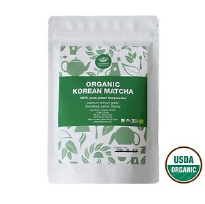 100-Pure-Organic-Matcha-Green-Tea-Powder-200g-Premium-Culinary-USDA-EU-JAS