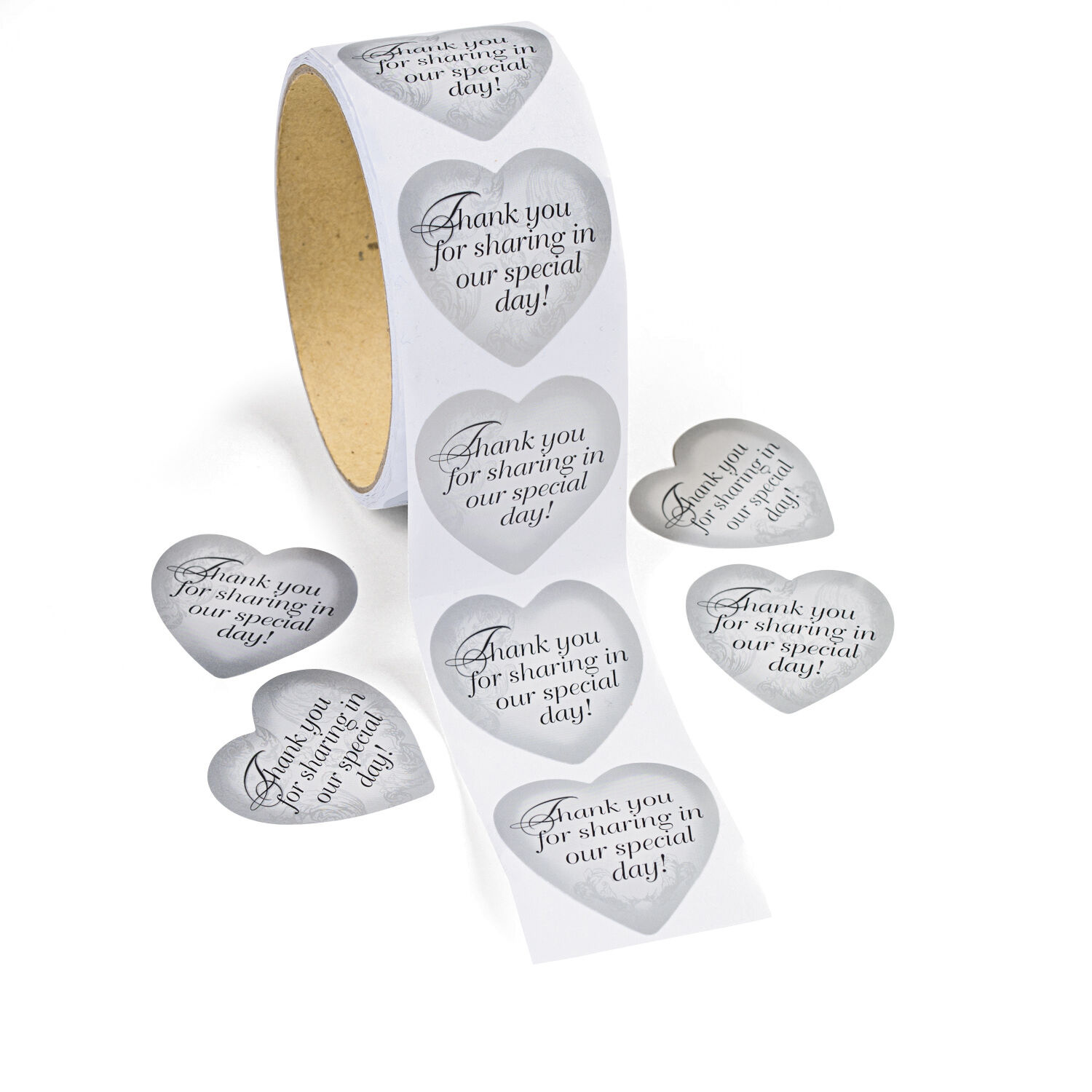 Ebay for Stickers for wedding favors