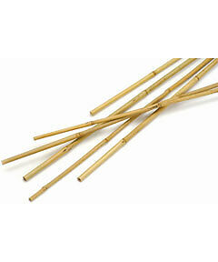 100 X 120cm Garden Bamboo Sticks Stake Cane Support