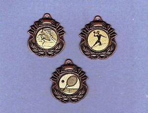 100-bronze-Medaillen-mit-Emblem-Taube-Band-595-Pokale-Medaille-Turnier