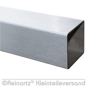 100-cm-Edelstahlrohr-Rohr-15x15-Edelstahl-Vierkantrohr