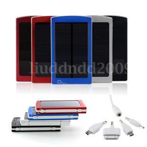10000mAh-Dual-USB-Solar-Ladegeraet-Power-Bank-f-Handy-iPhone-iPad-iPod-Kamera-PSP