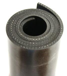 1000x80x3mm-mit-Gewebe-Gummiauflage-Gummistreifen-Gummiplatte-Gummimatte-Gummi