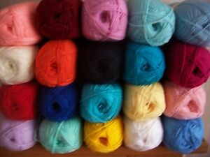 Marriner Yarns | Premium Knitting Yarn | Double Knit Wool