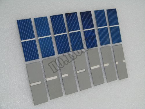 100pcs 52x19mm solar cells for DIY solar panel 0.14w/pc with value pack in Business & Industrial, Fuel & Energy, Alternative Fuel & Energy | eBay