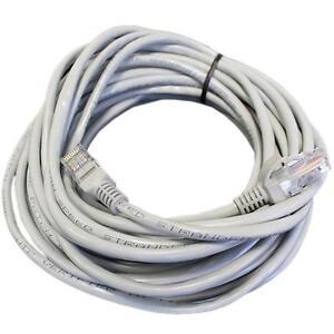 10m meter cat5e 5 rj45 internet ethernet cable lead network modem lan router sky ebay. Black Bedroom Furniture Sets. Home Design Ideas