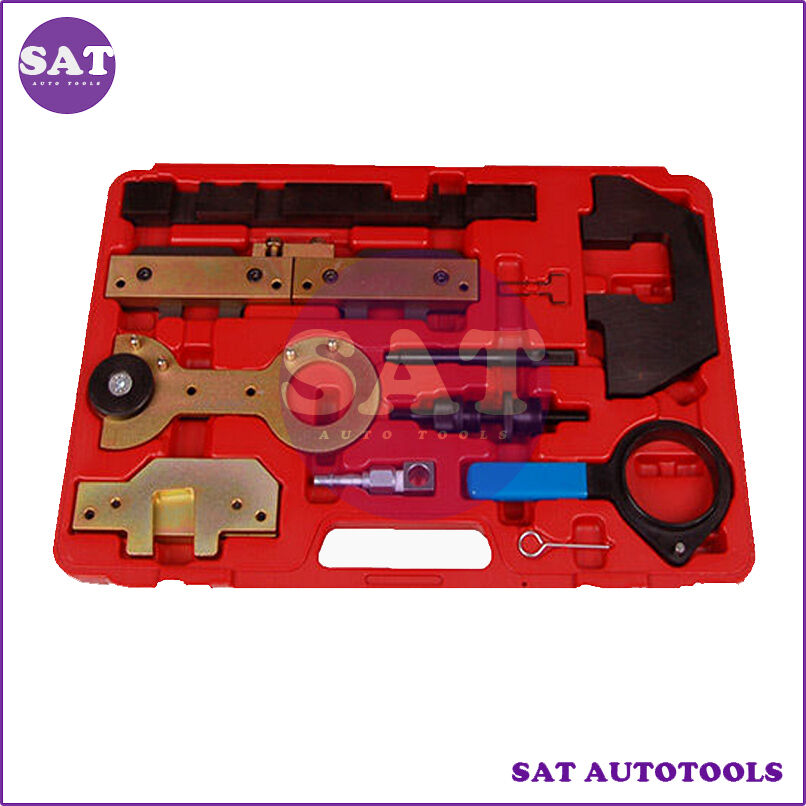 10PC BMW M42 M44 M50 M52 M54 M56 Engines Timing Tool Set F