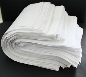 10kg-Putzlappen-Putztuecher-Reinigungstuecher-100-reine-Baumwolle-Zuschnitt-Weiss