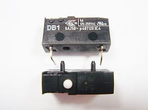 10x-Endschalter-Schalter-Taster-1xAUS-250V-6A-Cherry-DB1-15S25