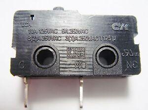 10x-Endschalter-Schalter-Taster-1xEIN-250V-8A-125V-10A-KemaKeur-14S93