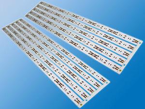 10x-unbestueckte-LED-Platinen-SONDERPOSTEN-RESTPOSTEN