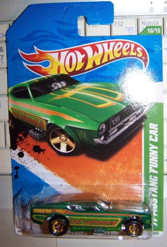 11 hot wheels super treasure hunt 71 mustang funny car on popscreen. Black Bedroom Furniture Sets. Home Design Ideas