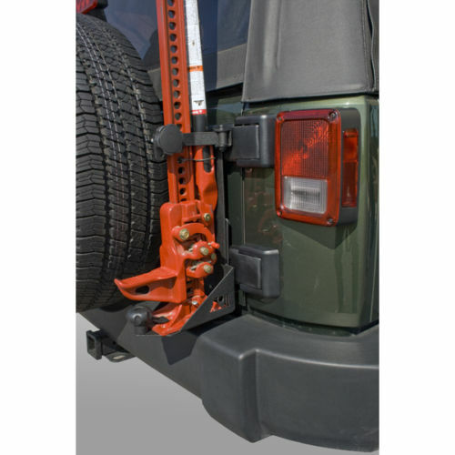 11586.01 Rugged Ridge Heavy Duty Hi-Lift Jack Mount Jeep