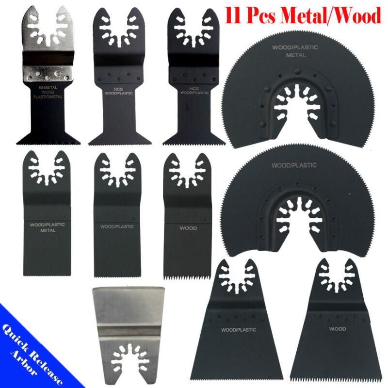 9 Saw Blade Oscillating Multi Tool Craftsman Bolt on Bosch Fein Ridgid Dewalt 18