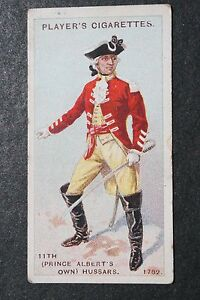 11th-Hussars-Pre-WW1-Original-Vintage-Card