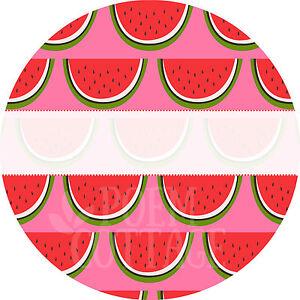 12 aufkleber zum beschriften melonen rot pink sticker 89800495 ebay. Black Bedroom Furniture Sets. Home Design Ideas