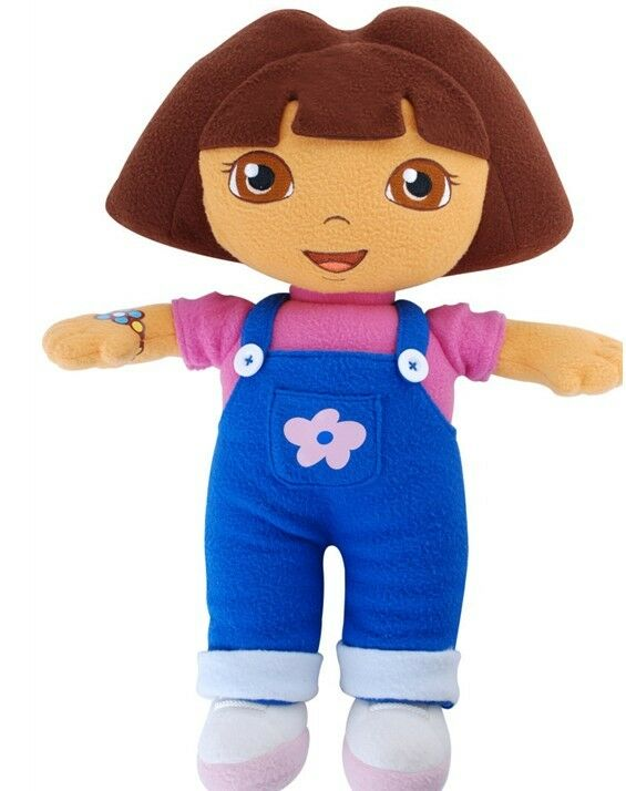Dora Toys For Girls : New dora the explorer kids girls soft cuddly stuffed plush