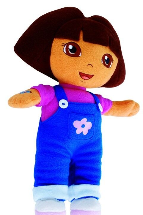 New DORA THE EXPLORER Kids Girls Soft Cuddly Stuffed Plush Toy Doll ...: http://www.ebay.co.uk/itm/New-DORA-THE-EXPLORER-Kids-Girls-Soft-Cuddly-Stuffed-Plush-Toy-Doll-/321267170685