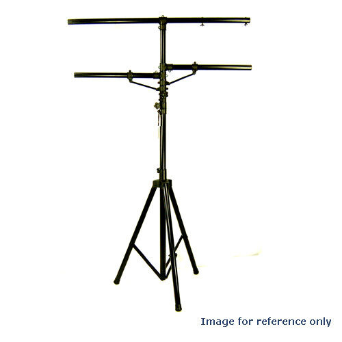12 Ft DJ LIGHTING T-BAR TRIPOD STAND 12 FEET STAND LIGHTING 12 foot in Musical Instruments & Gear, Stage Lighting & Effects, Stage Lighting: Single Units | eBay