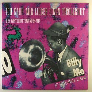 12-Maxi-Billy-Mo-Ich-Kauf-Mir-Lieber-Wirtschaftswunder-Mix-C967-RAR