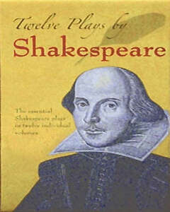 12 Plays of Shakespeare by William Shake...