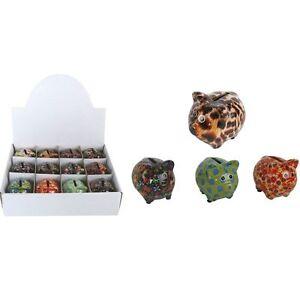 12 st ck sparschweinchen pop sparschweine spardosen. Black Bedroom Furniture Sets. Home Design Ideas