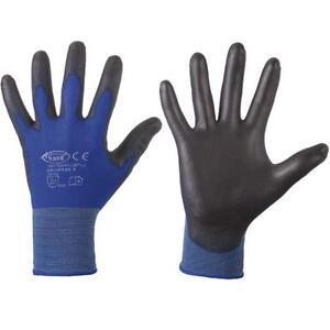 12-paar-PU-Arbeitshandschuhe-Gr-9-Mechanikerhandschuhe-Montagehandschuhe-blau