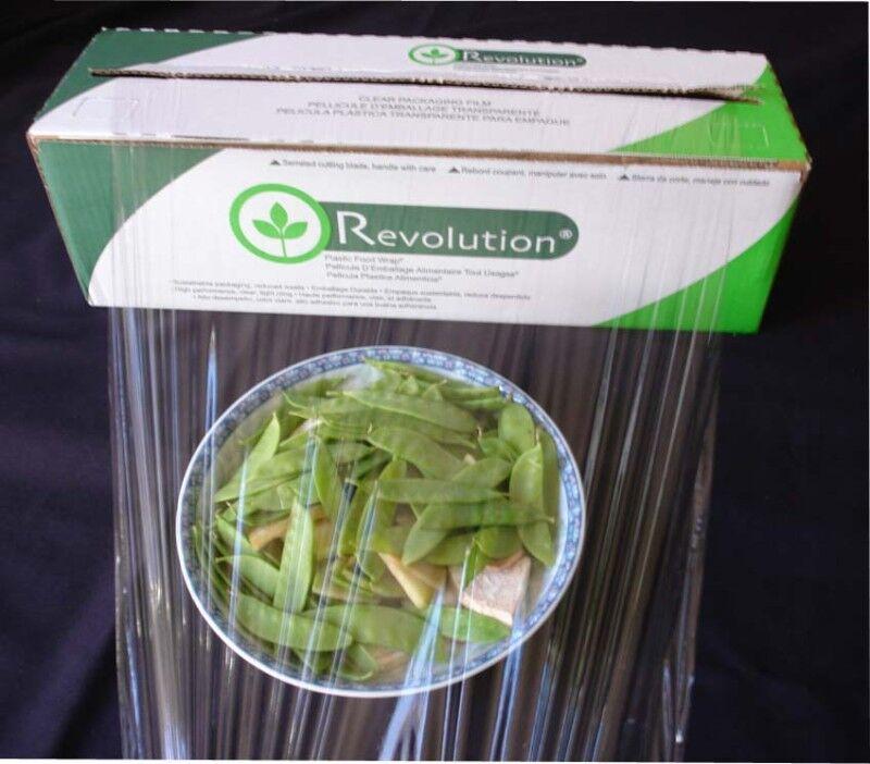 12X2000 Multi Purpose Food Film Dispenser Box Cutter