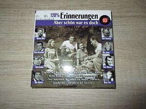 120-Erinnerungen-Aber-schoen-war-Es-Doch-6-CD-Box-Hans-Albers-Bibi-Johns