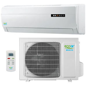 12000 Btu Split Wall Mount Air Conditioning Heat Pump