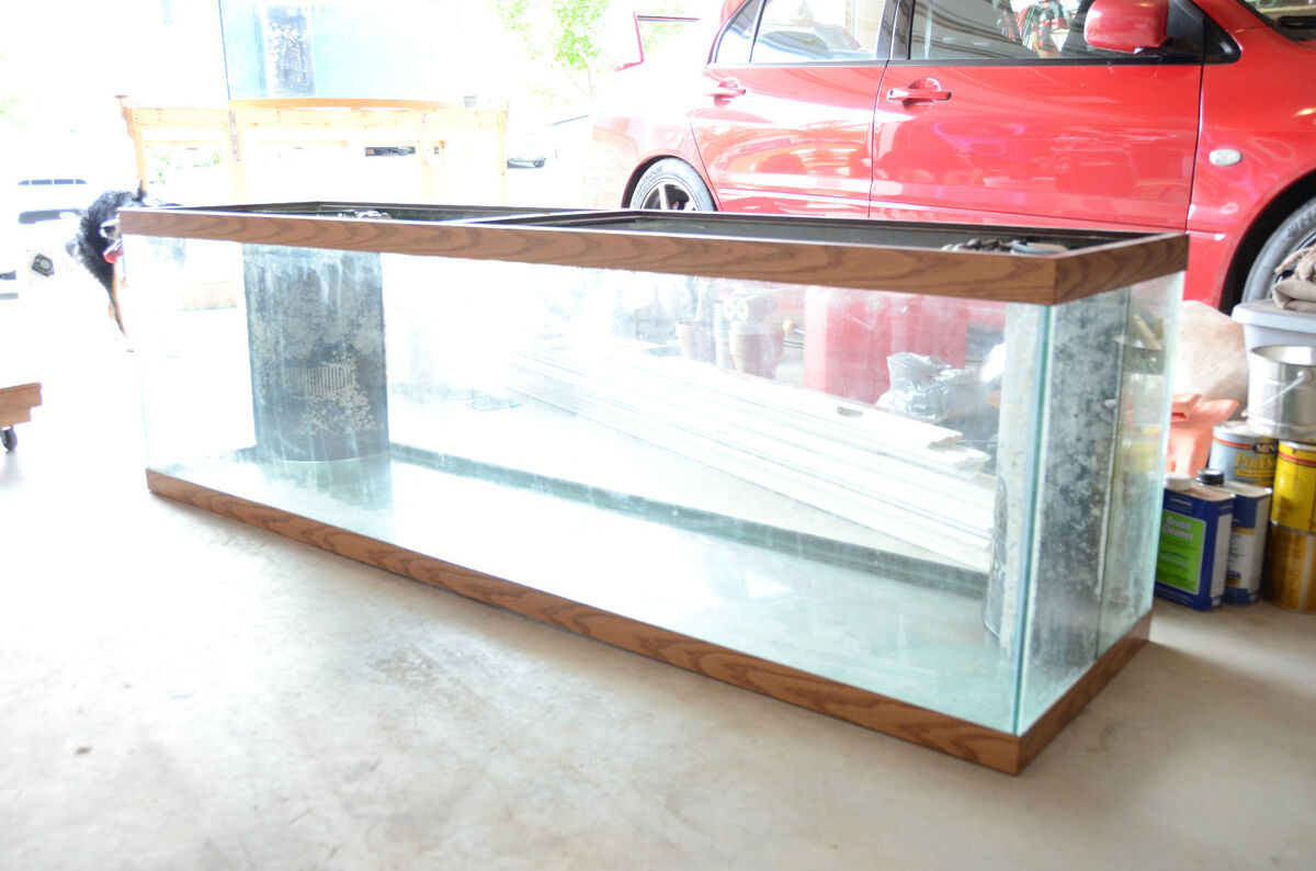 125 gallon aquarium reef ready with stand hood and lights for 125 gallon fish tank stand