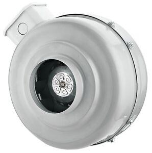 125-mm-Rohrluefter-Rohrventilator-Metall-radial-Abluftrohr-Luefter-350-m